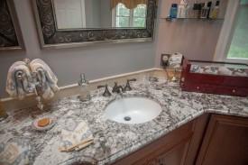 Oval Bathroom Sink