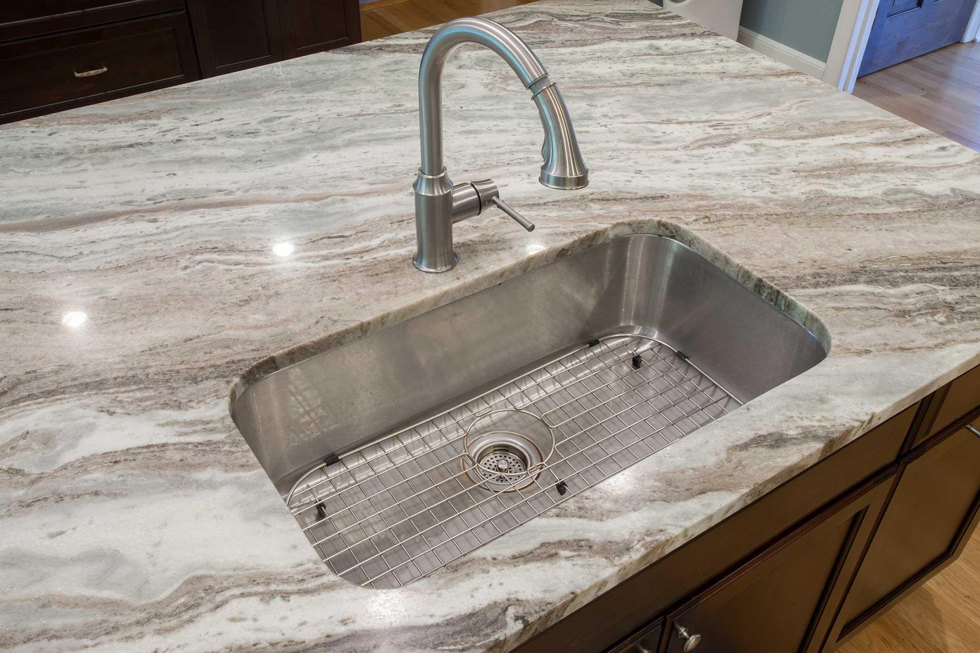 Large Bowl Kitchen Sink