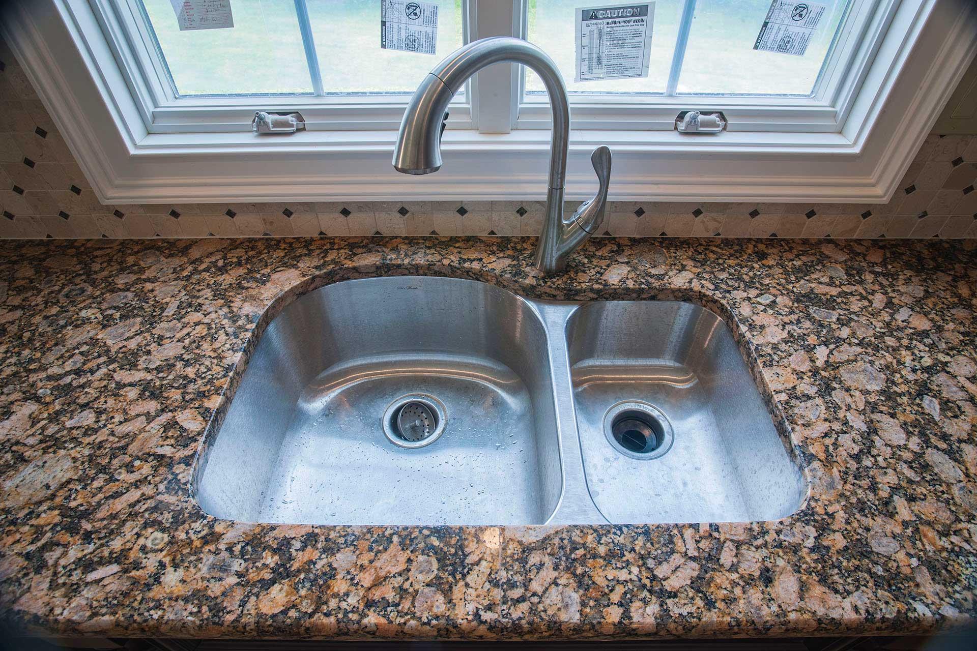 70/30 Kitchen Sink