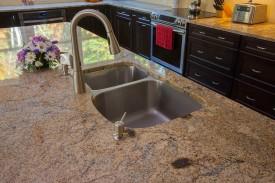 60/40 Stainless Steel Kitchen Sink