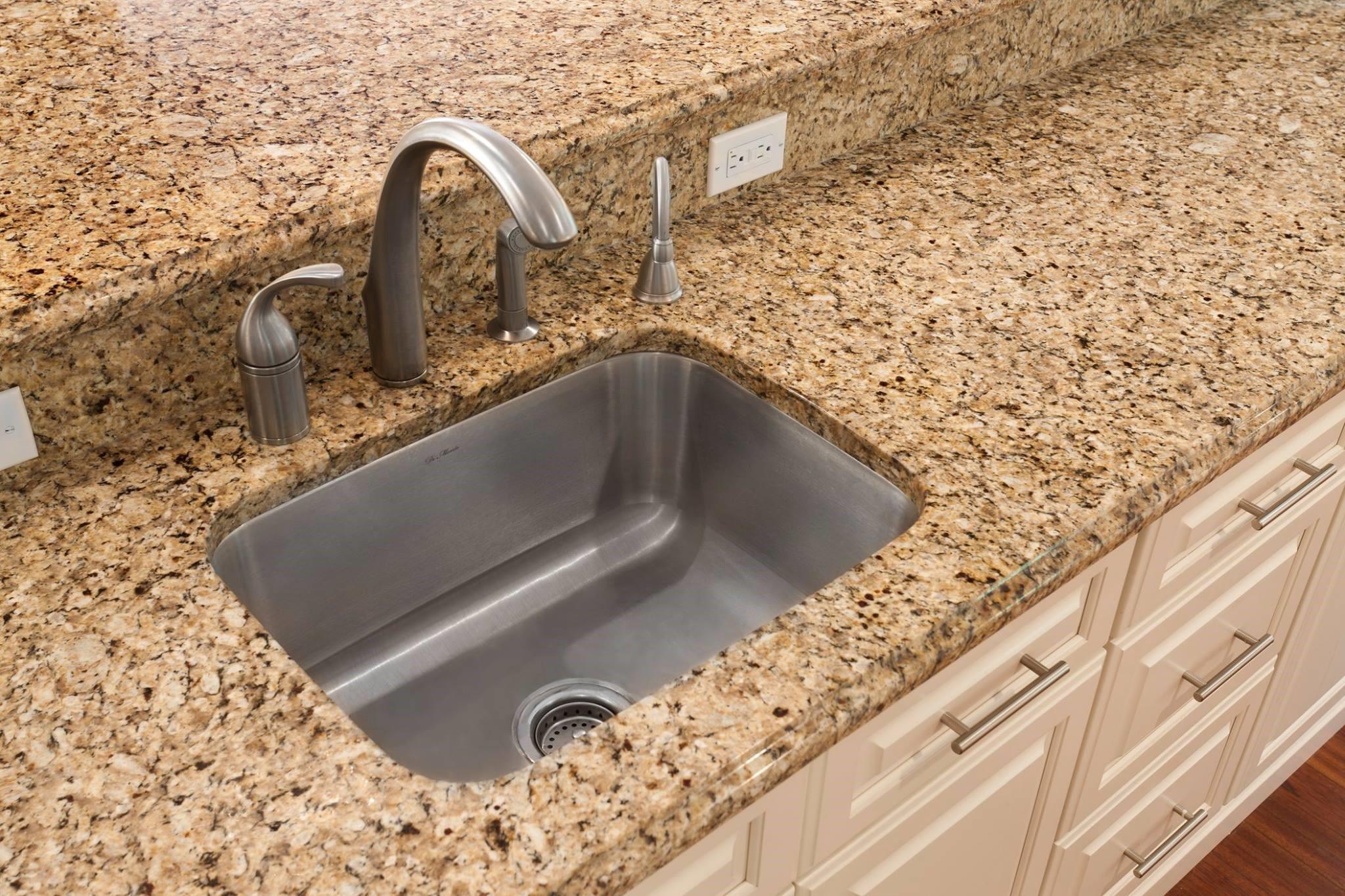 Secondary Kitchen Sink